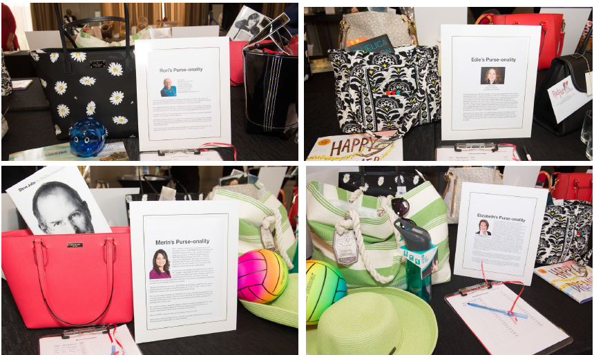 Purse Auction Photo